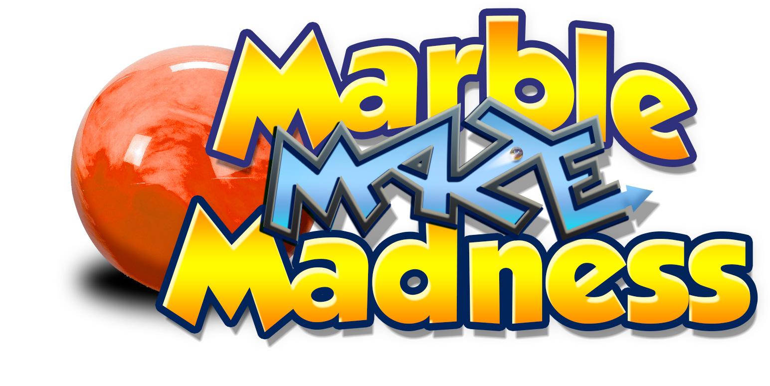 Logo Marble Maze Madness